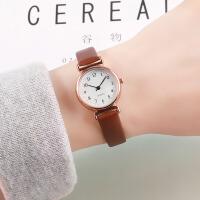 手表女学生简约细带小巧精致气质学院风时尚清新小表盘表
