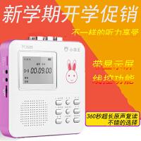 Subor/小霸王 M328英语磁带复读机录音机插卡U盘TF卡mp3磁带机学生学习机