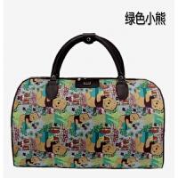 户外旅行大包韩版大容量帆布手提行李包商务时尚旅行休闲背包