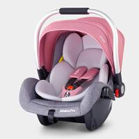 【支持礼品卡】儿童安全座椅婴儿提篮式儿童宝宝安全座椅汽车用新生儿车载摇篮便携睡篮 e4l