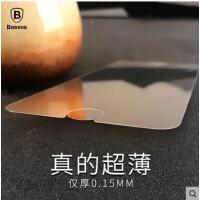 【支持礼品卡】倍思iPhone6钢化膜苹果6S手机玻璃6plus超薄六6p高清防指纹0.15mm