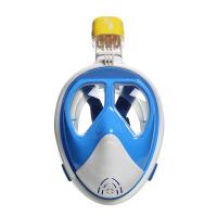 近视浮潜面罩浮潜水镜成人防雾防呛水安全潜水装备