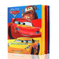 英文原版绘本 Disney PIXAR Cars 1-3 汽车总动员 1 2 3 盒装全套 迪士尼 皮克斯动画 精装