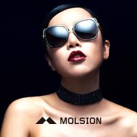 MOLSION2016新款陌森太阳镜女墨镜太阳眼镜MS6009