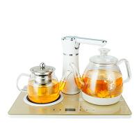 自动上水壶电热水壶套装玻璃烧水壶茶具电茶壶煮茶器