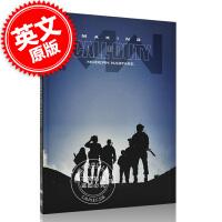 现货 使命召唤:现代战争系列 游戏艺术设定集 精装 英文原版 Making Call of Duty: Modern