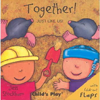 Just Like Us: Together! 像我们一样:一起玩! ISBN 9781846431791