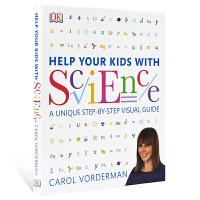 DK Help Your Kids With Science 帮助你的孩子学习科学技巧 英国教育达人 家庭育儿图解学习