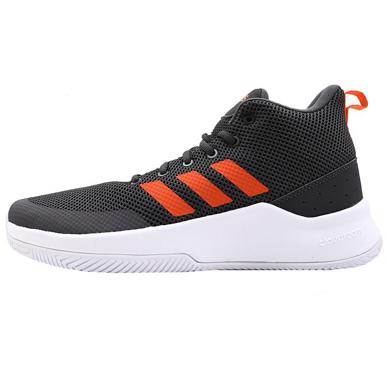 Adidas阿迪达斯男鞋运动休闲耐磨高帮篮球鞋F34692 运动休闲耐磨高帮篮球鞋