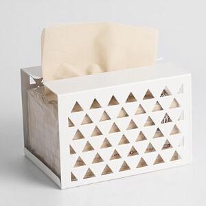 御目 收纳盒 多功能纸巾盒客厅创意家用抽纸盒欧式餐巾纸盒个性家居收纳盒车用 创意家具