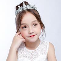 儿童皇冠发饰女童头饰公主皇冠发箍儿童头箍演出发饰女童头饰王冠