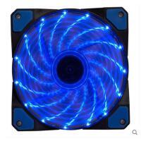 【支持礼品卡】金河田 光影 台式电脑静音15灯炫酷风扇LED炫光12cm机箱散热风