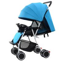 华婴 新款轻便婴儿推车可坐可躺婴儿车 童车