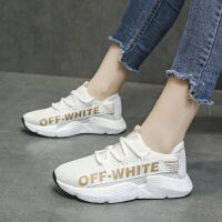 跑鞋网面运动鞋透气小白鞋女2019新款鞋子休闲慢跑跑步鞋减震女鞋
