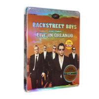 正版Backstreets Boys后街男孩:奥兰多返乡演唱会( DVD)