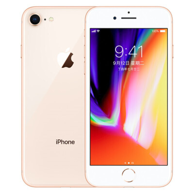 【当当自营】Apple iPhone 8 苹果8 (A1863) 64GB 金色 移动联通电信4G手机
