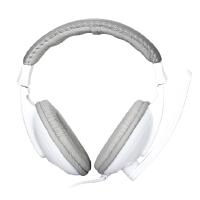 笔记本电脑手机耳机头戴式二合一体单孔话筒