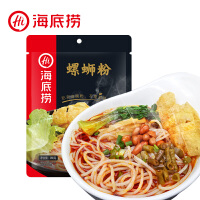 海底捞火锅广西柳州特产 螺蛳粉螺丝粉方便米粉268g