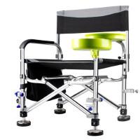 钓鱼椅多功能折叠钓椅台钓椅便携折叠垂钓凳钓鱼椅子