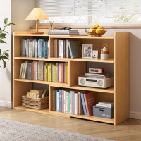 【一件3折】简易小书架落地简约现代创意小书柜客厅树形置物架省空间