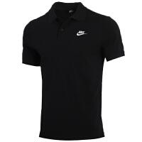 NIKE耐克男装运动POLO衫男休闲透气短袖T恤CJ4457-010