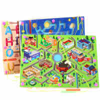 儿童早教益智婴幼儿园智力迷宫动手锻练宝宝玩具0-1-2-3-4周岁