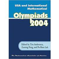 【预订】USA and International Mathematics Olympiads 2004 978088
