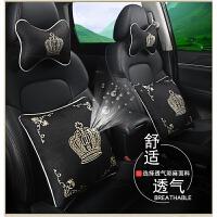 GS4抱枕GS8装饰GS5枕头ga6冰丝ga3s头枕靠汽车用品