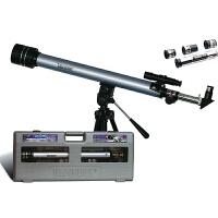 当当自营怡高 EASTCOLIGHT  175倍55mm天文金属望远镜连铝质脚架套装连手提工具箱 3088