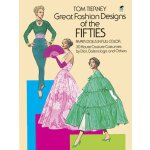 Great Fashion Designs of the Fifties Paper Dolls: 30 Haute