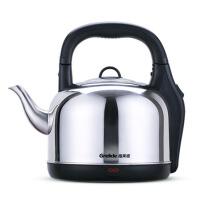 家用电热水壶304不锈钢烧水壶开水壶