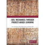 【预订】Soil Mechanics Through Project-Based Learning 978113850