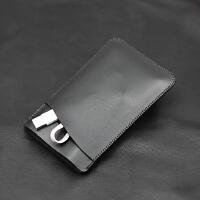 索尼手机套 直插套5.5寸内胆包XZP袋薄手机包 双层 黑色