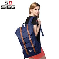 SIGG大容量背包双肩包男女新款百搭时尚学生包包旅行电脑单肩背包