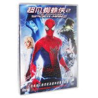 高清电影 超凡蜘蛛侠2 DVD9 正版DVD碟片光盘 中英双语 中英字幕