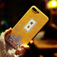 【支持礼品卡】华为p9plus手机壳mate8男士潮流mate9荣耀v9创意p9畅玩6x超薄磨砂