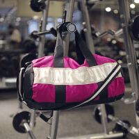 健身房新运动包健身女包单肩斜跨训练包瑜伽包大容量手提包旅行包 50*20*23cm