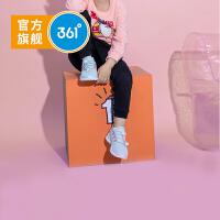 【4.5折到手价:98.6】361度童鞋 女童跑鞋 小童 2019年秋季新品N81934811