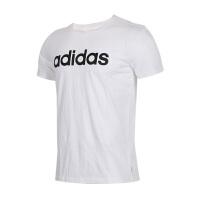 Adidas阿迪达斯 男装 NEO运动休闲透气短袖T恤 CV6963