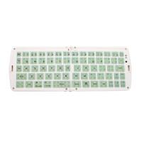 Geyes精亚折叠无线蓝牙键盘支持ipad win8 三星小米手机平板