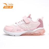 【到手价168】安踏女童运动鞋2021春季新款儿童跑步鞋3-6岁轻便小童鞋322119947