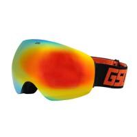 大球面滑雪镜 成人滑雪眼镜 防雾双层片滑雪装备