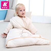 象宝宝 婴儿睡袋加厚冬款 宝宝睡袋秋冬 加厚儿童睡袋