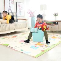 爬行垫xpe无味可折叠婴儿客厅家用儿童泡沫地垫宝宝爬爬垫