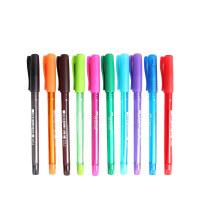 德国辉柏嘉2470彩色圆珠笔 学生办公书写原子笔油笔中性多色笔