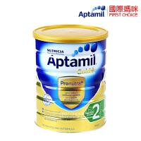 Karicare Aptamil 澳洲可瑞康爱他美婴儿奶粉2段(6-12个月)900g/罐 (海外购)