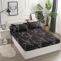 甜梦莱席梦思保护套床笠床罩床垫罩单件床套1.5/1.8m床防滑床单1.2米床定制 1.2米床 120cmx200cm
