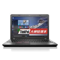 ThinkPad E560定制特配机(联想)15.6英寸笔记本电脑(Intel-3855U 8G 256G SSD固态硬盘 蓝牙 摄像头 6芯电池 WIN10)
