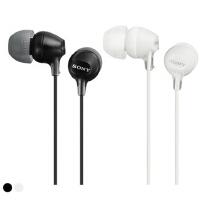 【包邮】Sony 索尼 MDR-EX15LP入耳式通用重低音立体声手机音乐耳机 索尼耳机 索尼耳塞 索尼原装耳机