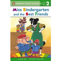 Puffin Young Readers: Level 2: Miss Bindergarten and the Be